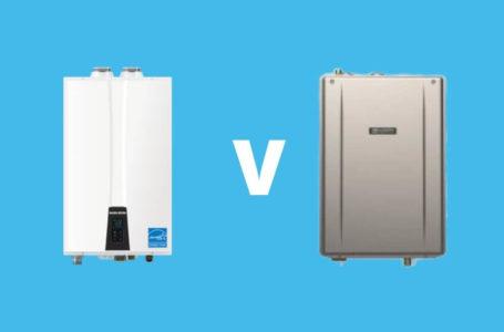 Noritz vs Navien Tankless Water Heater – Comparison in 2021