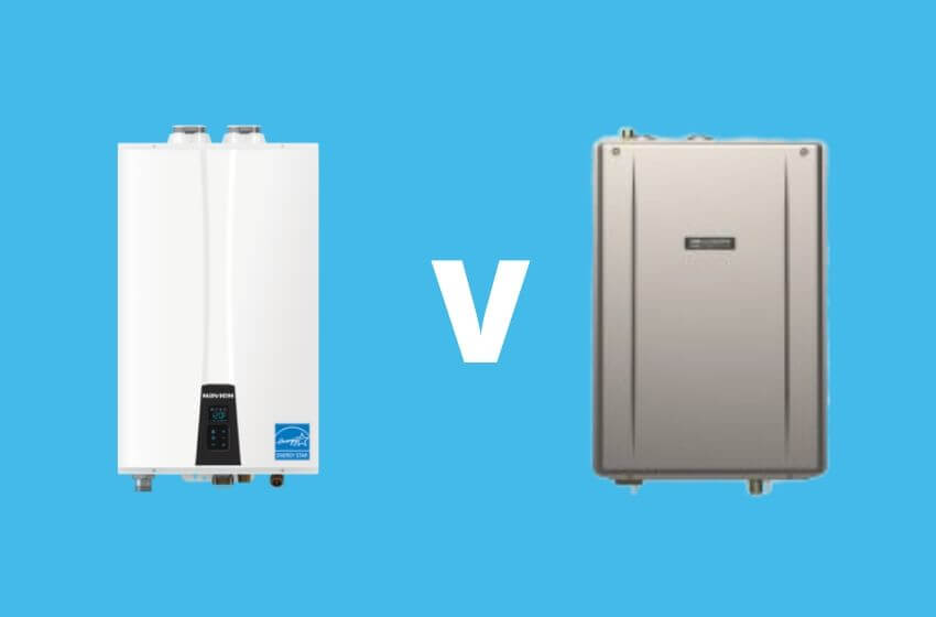 Noritz vs Navien Tankless Water Heater