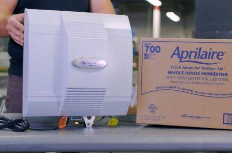 Aprilaire 700 vs. 700m – Comparison of 2021