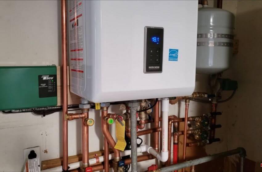 Heat Pump vs. Boiler