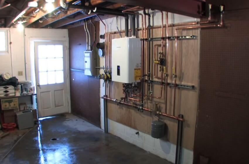 Boiler vs. Tankless Water Heater
