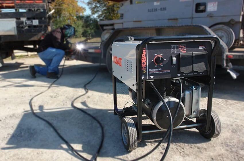 Welder Generator VS Generator