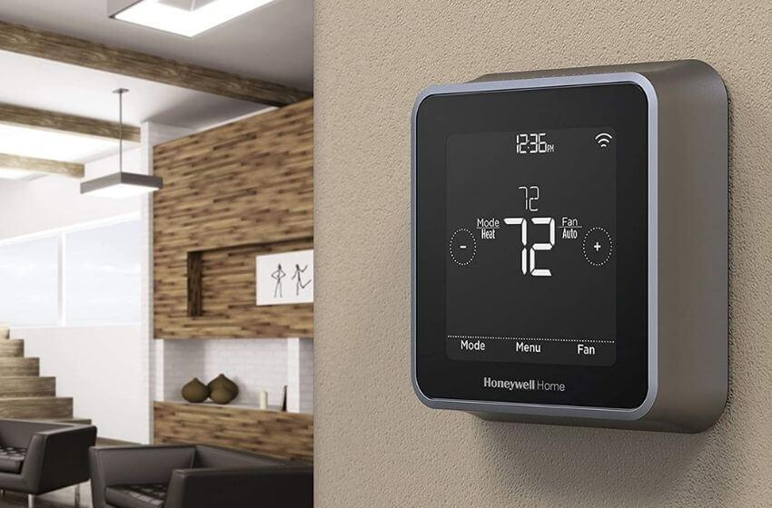 Nest Thermostat vs. Honeywell